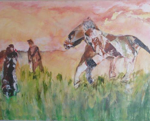 """Ausstellung """"Durch den Wind"""""""